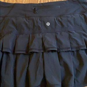lululemon athletica Skirts - lululemon ruffle skirt